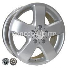 TRW Z343 6,5x16 5x120 ET45 DIA65,1 (silver)