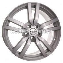 Tech Line TL809 8x18 5x108 ET53 DIA63,4 (silver)
