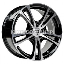 Tomason Easy 7,5x17 5x105 ET42 DIA56,6 (gloss black)