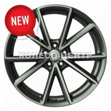 WSP Italy Audi (W569) Aiace 8,5x20 5x112 ET33 DIA66,6 (anthracite polished)