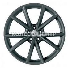 WSP Italy Audi (W569) Aiace 9x20 5x112 ET35 DIA66,6 (matt gun metal)