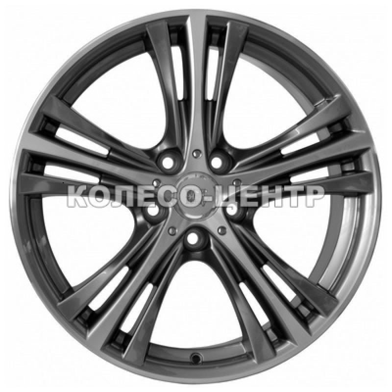 WSP Italy BMW (W682) Ilio 9x19 5x120 ET42 DIA74,1 (anthracite polished) Колесо-Центр Запорожье