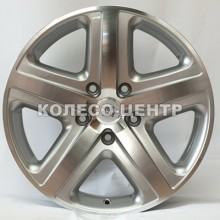 WSP Italy Volkswagen (W440) Albanella 8x18 5x130 ET45 DIA71,6 (silver polished)