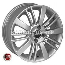 ZF FR022 6x15 4x98 ET38 DIA58,1 (silver)