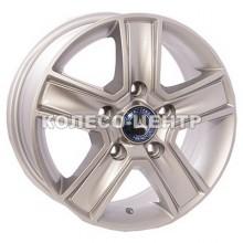 ZW BK473 6,5x15 5x160 ET60 DIA65,1 (silver)